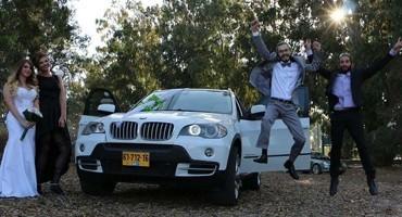רכב יוקרה לחתונה