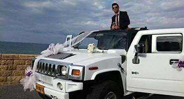 ג'יפ לחתונה