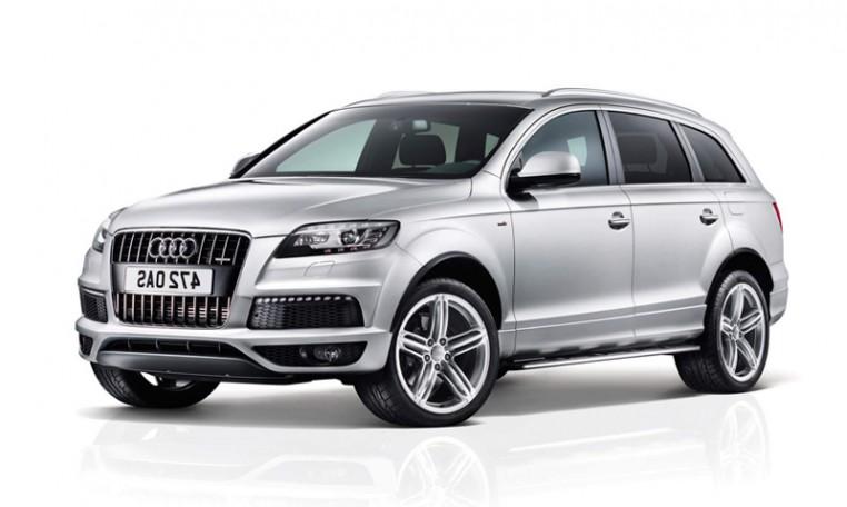 Audi Q7 להשכרה