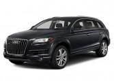 השכרת Audi Q7